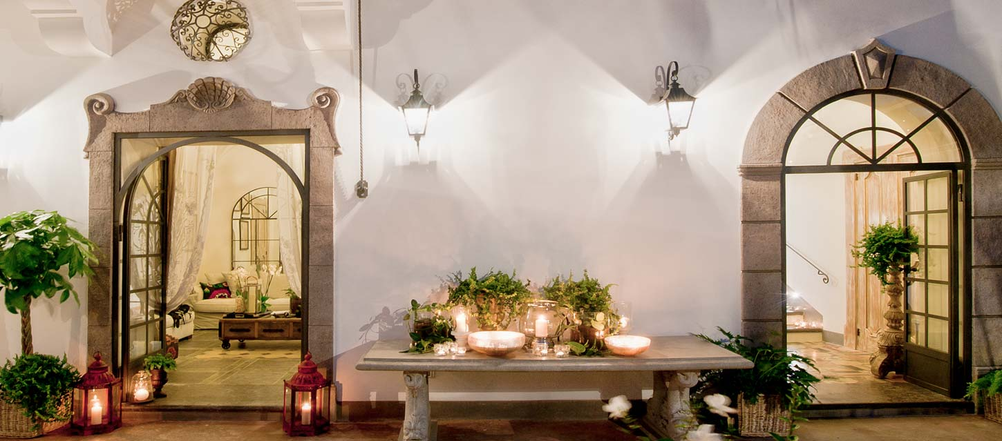 Casa buonocore boutique hotel in positano italy for Charming small hotels italy